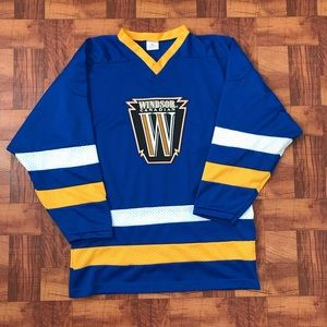 Other - Windsor Canadian Hockey Jersey